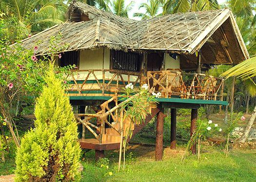 bamboo cottage kannur
