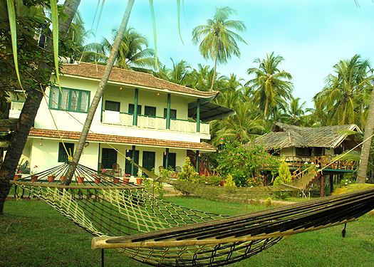 bluemermaid homestay kannur