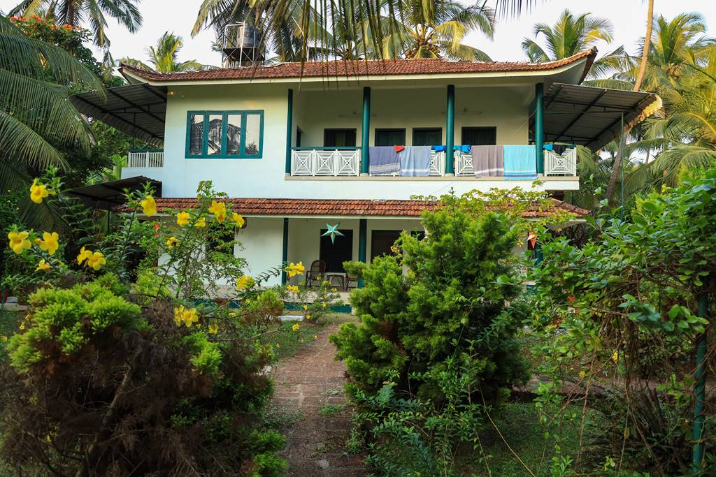 bed & breakfast cottage kannur